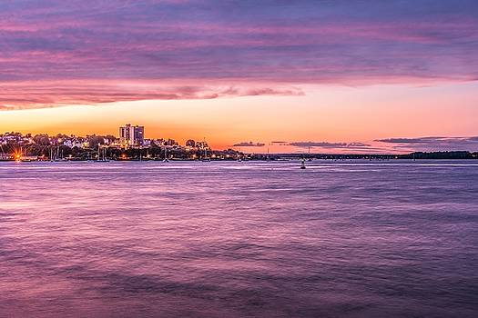 East End Sunset by Tim Sullivan