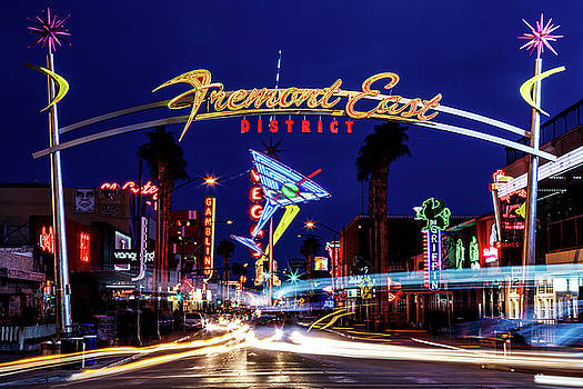East Fremont Street by James Marvin Phelps