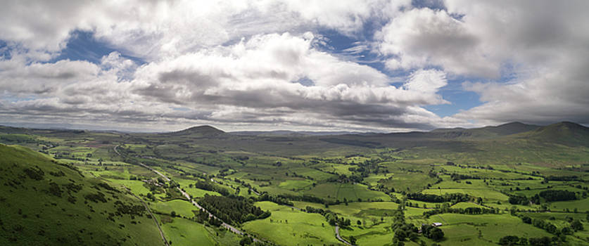East from Blencathra by Russell Millner