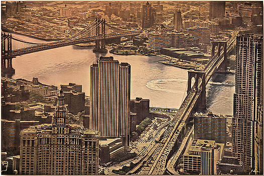 East River View by Hanny Heim