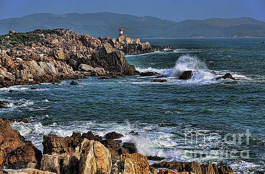 Chuck Kuhn - East Sea Lighthouse VN