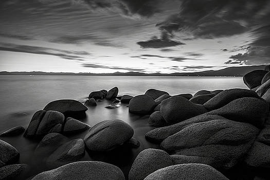 East Shore Serenity - Lake Tahoe by Brad Scott