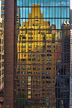 East Side Reflection by Chris Lord