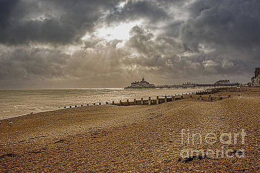 Eastbourne Pier 2 by Tony Priestley