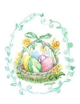 Easter Basket by Jenny McLaughlin