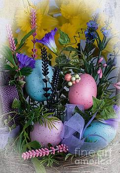Easter Basket by Michael Moriarty