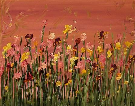 Easter Bouquet by Joanna Deritis