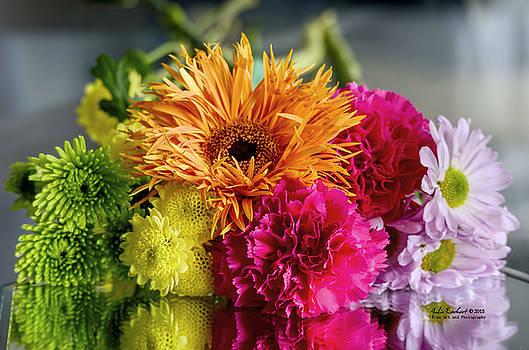 Easter Bouquet by Julie Everhart