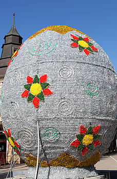 Ramunas Bruzas - Easter Egg