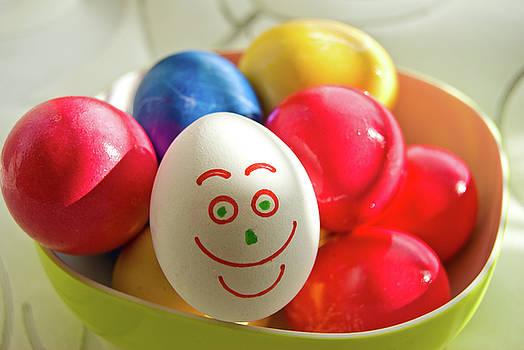 Easter Eggs by Tamara Sushko