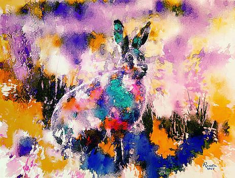 Rosalina Atanasova - Easter Hare
