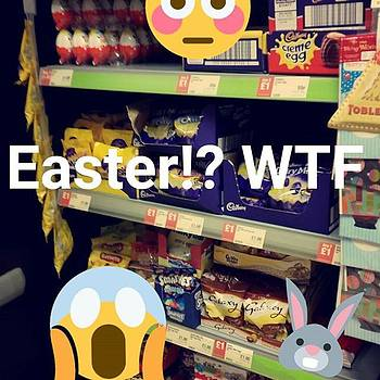 Easter Isn't For Another 4 Months!? by Natalie Anne