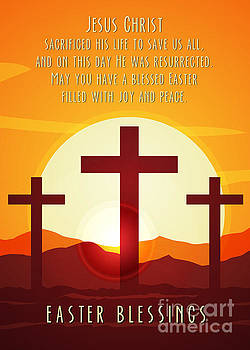 Easter Resurrection by JH Designs