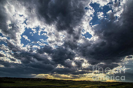 Eastern Montana Sky by Shevin Childers