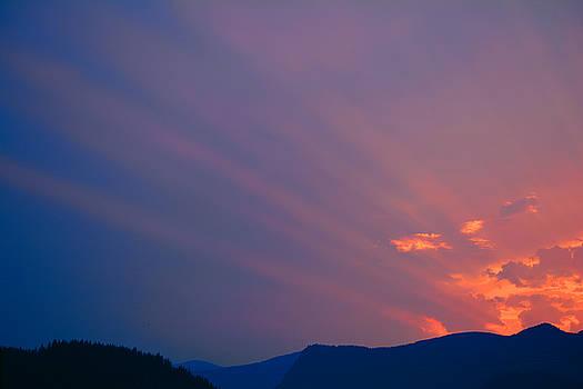 Theresa Pausch - Eastern Sunrise