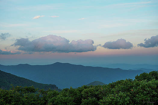 Eastern Sunset by Brian Shepard