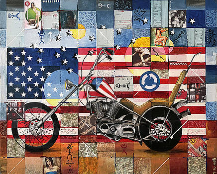 Easy Rider by Marwen Hicheri