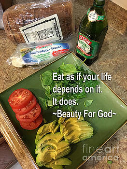 Eat by Beauty For God