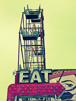 Eat Sign by Tony Grider