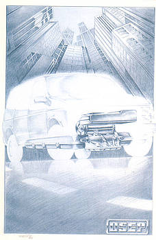 Eaton Electric Van by Dale Turner
