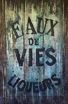Eaux de Vies by Diane Fujimoto