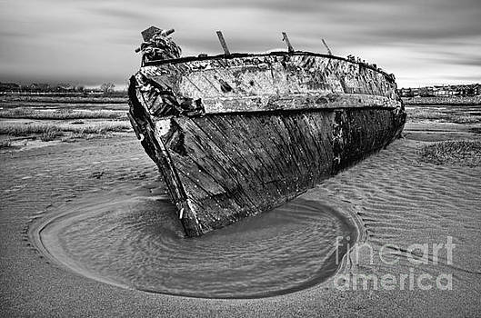 Ebb tide by Steev Stamford