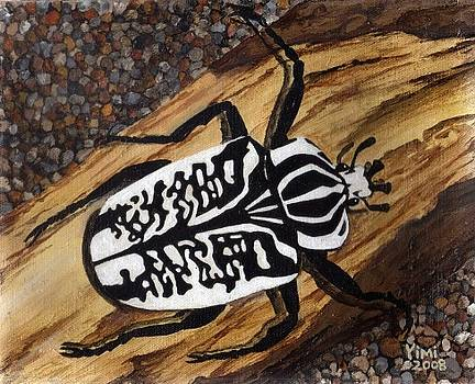 EBBI  Goliath Beetle by James Parker