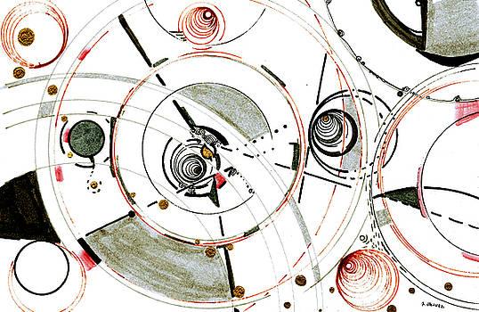 Eccentric Orbits by Regina Valluzzi