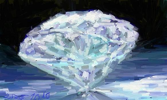 Echo Diamond by Lazar Caran