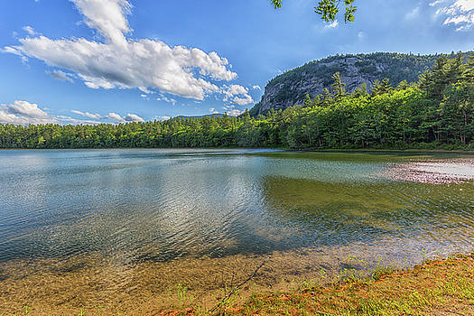 Echo Lake Conway New Hampshire 5 by Brian MacLean
