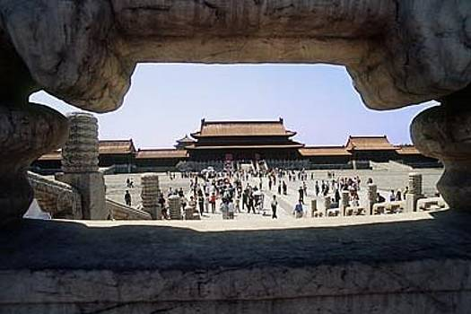 Echoes of Chinese Past by Aimee K Wiles-Banion