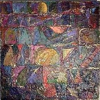 Echos Of Baziotes by Bernard Goodman