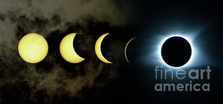 Eclipse 2017 by Mike Wilkinson