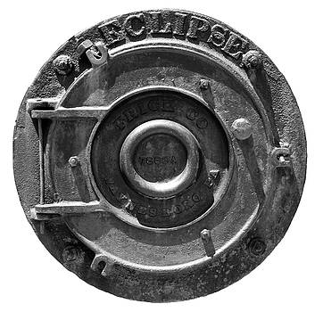 Eclipse Boiler Front by Pat Turner