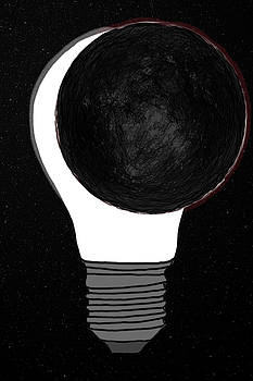 Eclipse by John Haldane