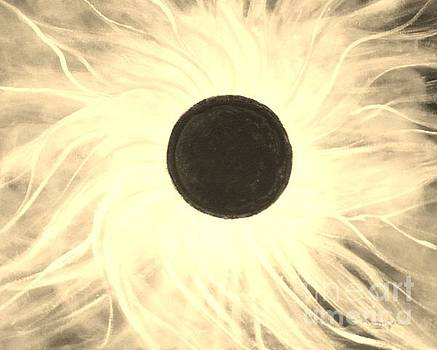 Eclipse of the Sun 2017 by Anne Buffington