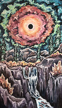 Eclipse- When the Sun Goes Dark by Cheryl Pettigrew
