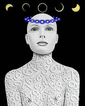 Ecliptic Goddess by Keith Dillon