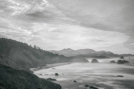 Ecola Point by Chad Tracy