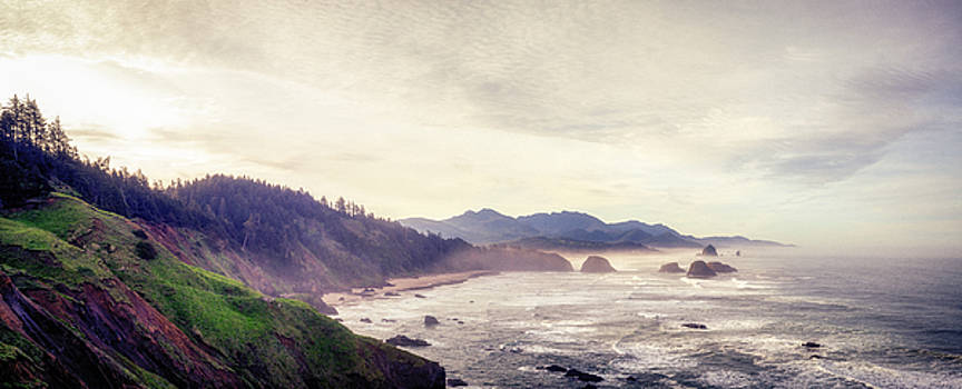 Ecola State Park by Chad Tracy