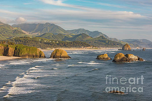 Ecola State Park by Jerry Fornarotto