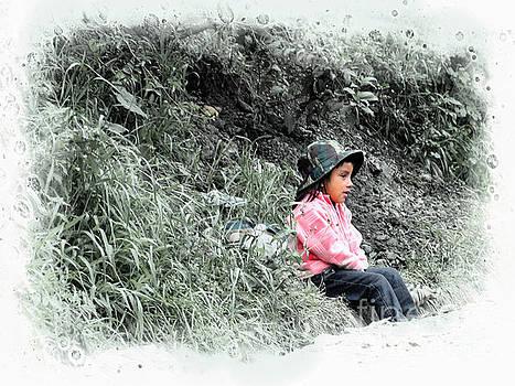 Ecuador Kids 1096 by Al Bourassa