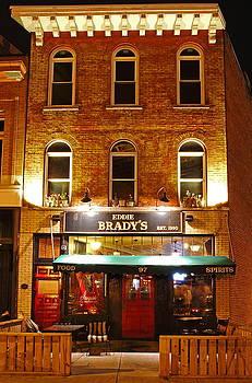 Eddie Brady's Tavern by Don Nieman