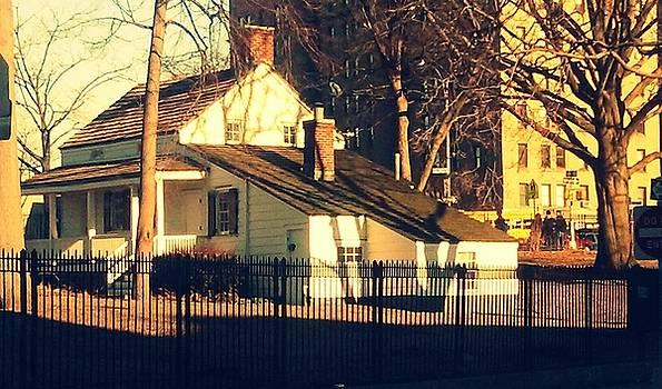 Edgar Allan Poe House in the Bronx, NY by Paulo Guimaraes