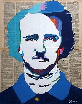 Edgar Allan Poe by Venus