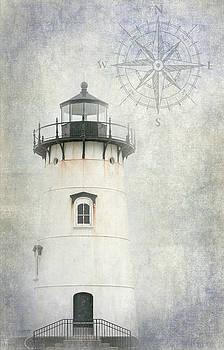 Edgartown Light by Bill Wakeley