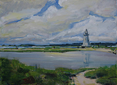 Edgartown Light by James Reynolds