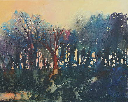Edge of the Marsh by Ruth Kamenev
