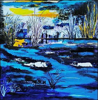 Edge of the Marsh by Scott Haley