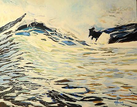 Edge of the Whirlpool by Margaret Farrar